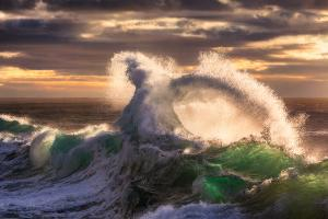 New Seascapes Works On Giovanni Allievi Page